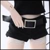 Fashion Doll Size : Hot-Issue Mini Hot-Pants (Black)