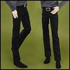 Fashion Doll M - Basic LD Pants (Black)