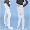 Fashion Doll M - Basic LD Pants (White)