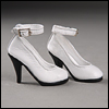 MSD (high heels's) Shoes - Basic Shoes (White)
