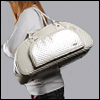 MSD Quilted padded BJD carrier bag (Ivory)