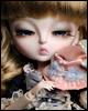 Lukia Doll - Elessia Blue : Sleepy Eyes Lukia - LE30