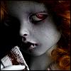 Dollpire Kid Girl - Deadliness Scar : Shiloh (Blue) - LE44