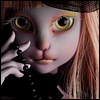 Catish Girl Doll - Melancholy ; Mink Reaa - LE15