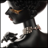 Model Doll - You Under My Raven Skin : Lisa Rubik - LE10