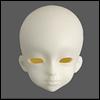 Dollmore Kid Head - Asha (White Skin)