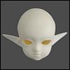 Dollmore Kid Head - Torrie (White Skin)