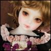 Narsha Girl - Encre Violette ; Real Skin Narsha - LE10