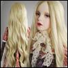 (13-14) Vallin Long Wig (Blonde)