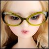 SD - Dollmore Lensless Sunglasses I (Green)