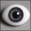 12mm Classic Flat Back Oval Glass Eyes (CC08)