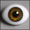 12mm Classic Flat Back Oval Glass Eyes (CC09)
