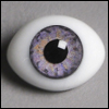 14mm Classic Flat Back Oval Glass Eyes (HM07)