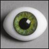 12mm Classic Flat Back Oval Glass Eyes (CD03)
