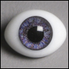 12mm Classic Flat Back Oval Glass Eyes (CD07)
