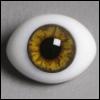 12mm Classic Flat Back Oval Glass Eyes (CD09)