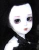 Elf Elly Girl - Banji (Black Long Hair)