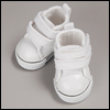 Dear Doll Size - Two strap Sneakers (White)