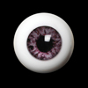 26mm - OMeta Half Round Acrylic Eyes (FC-07)