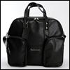 SD - Double BJD Carrage Bag (Solid Black)