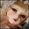 Illua Doll - Chocolat blanc : Petit Dahlia  - LE40