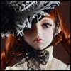Illua Doll - Mosaic Clown : Petit Dahlia - LE10