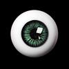 Life-like Acrlyic Eyes 8mm G8LD-06
