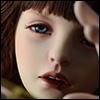 Trinity Doll - Burgundy Perfume; Elysia - LE10