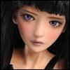 """12"""" Basic Gem Doll - Dona (D.Skin + Black)"""