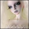 Mystic Doll - Glass Sea Mermaid; White Tara - LE20