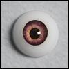 12mm - Optical Half Round Acrylic Eyes (MB-08)