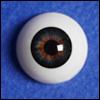 14mm - Optical Half Round Acrylic Eyes (MB02)