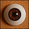 16mm - Optical Half Round Acrylic Eyes (CC08)
