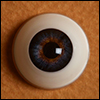 16mm - Optical Half Round Acrylic Eyes (MB02)