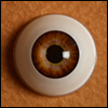 16mm - Optical Half Round Acrylic Eyes (MB09)