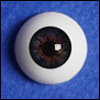 16mm - Optical Half Round Acrylic Eyes (MA02)