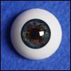 16mm - Optical Half Round Acrylic Eyes (SE02)