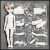 Elf Elly Boy - Banji (Not Assembled Kit/White)