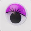 Eyelash Moving Eyes (움직이는 안구/Purple)