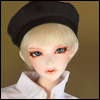 (8-9)Zoey Beret Hat (베레모 : Black)