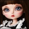 Neo Lukia Doll - Agent Transform : Black Lukia - LE 20