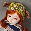 (5) AniF Hat (Yellow)