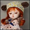 (5) AniF Hat (Beige)