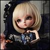 Neo Lukia Doll - Blue In The Dark Lukia - LE20
