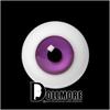 D - Basic 14mm Glass Eye (Y06)