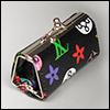 Free - Lua Hard Handbag (Black)