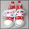 MSD - DDE Sneakers (Red)