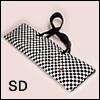 SD Size - BJD Cloud Carrage Bag (Black)