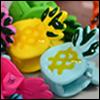 Pineapple Pin (색상램덤발송)