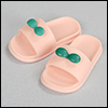 Dear Doll Size - Voang Slipper Shoes (Pink)